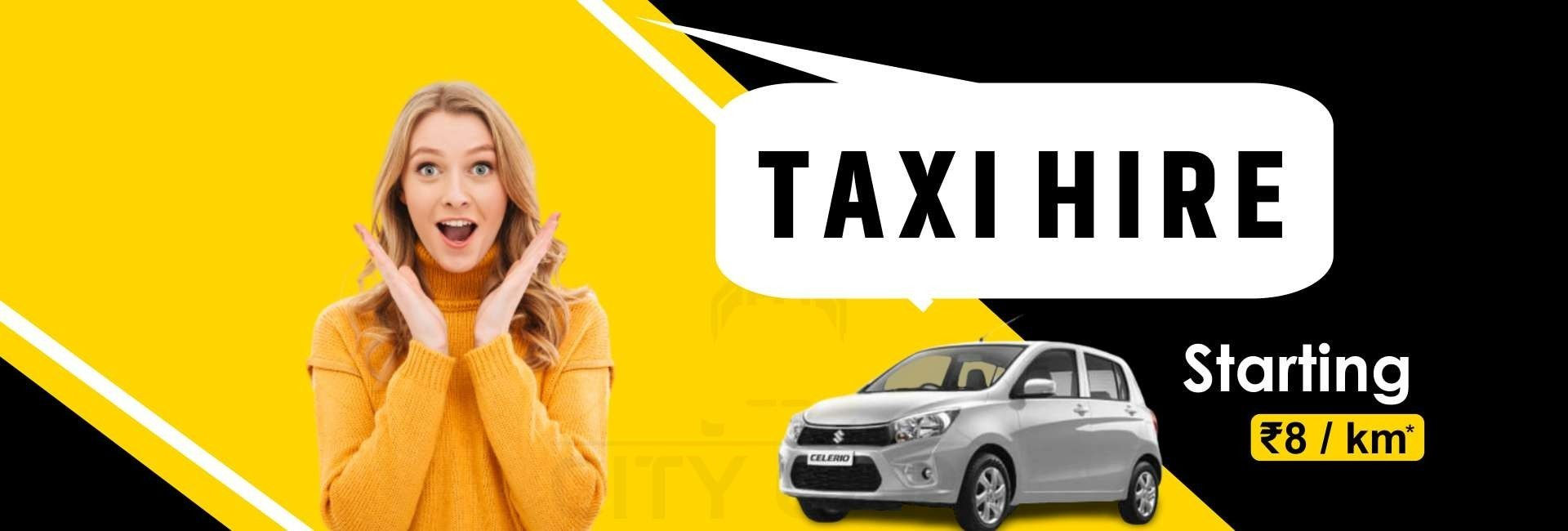 Taxi Service in Ahmedabad Car Rental Service Cab Booking